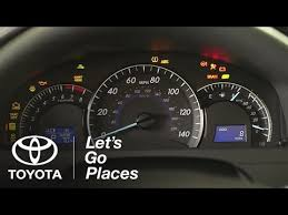 toyota corolla warning signs camry how to dashboard warning lights 2014 5 camry toyota