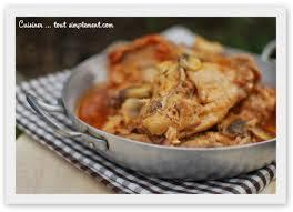 comment cuisiner du lapin lapin marengo cuisiner tout simplement le de cuisine de