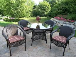 Clearance Patio Furniture Home Depot by Dining Patio Furniture Wicker Chair Cushions A Outdoor Furniture