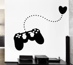 aliexpress com buy boy gamer vinyl wall decal gamer play room