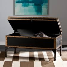 Upton Home Coffee Table Blvd Duncan Travel Trunk Cocktail Coffee Table Free