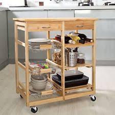 kitchen island cart ebay