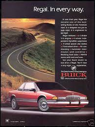 old car repair manuals 1989 buick regal spare parts catalogs 1989 buick regal buick 1981 1990 buick regal and cars