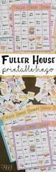 halloween bingo cards printable printable fuller house bingo game carrie elle