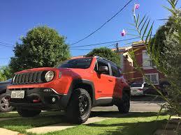 orange jeep renegade orange trailhawk from brazil toasterjeep jeep renegade forum