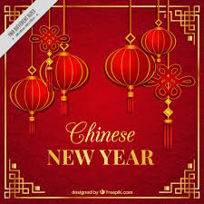 lunar new year lanterns new year vectors photos and psd files free