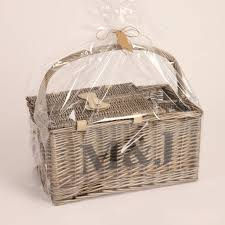 Picnic Gift Basket Personalised Picnic Basket By The Colourful Garden Company