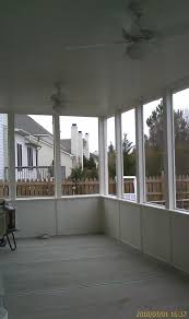 Wood Porch Ceiling Material by Splendent Under Deck Louis Mo Louis Underh It All Louis Screened