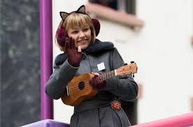 love at the thanksgiving day parade heidi klum previews the u0027america u0027s got talent u0027 holiday special