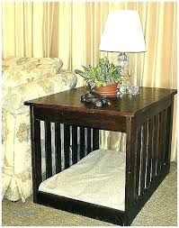 end table dog bed diy end table dog bed make a dog bed made from end table diy side table