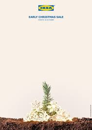 Ikea Outdoor Ad Ikea Outdoor Advert By Tbwa Early Christmas Sale 4 Ads Of The