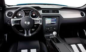 2013 Ford Mustang Interior Dodge Vs Ford 2013 Challenger Vs 2013 Mustang