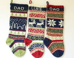 for 2018 knitted set of 4 fair isle knit