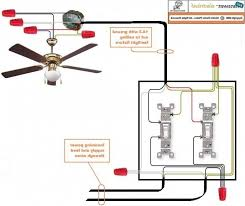 how to wire a ceiling fan to a wall switch ceiling fan diagram wiring preisvergleich me