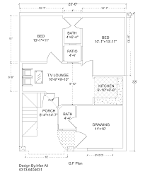 10 Marla Home Front Design by 10 Marla House Map Plan House Plans