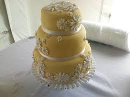 yellow wedding cakes http www cake decorating corner com