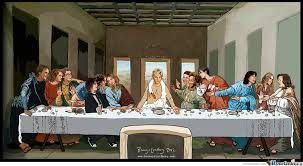 Last Supper Meme - lesbian last supper by versalina meme center