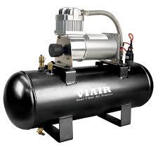viair 2 0 gal 150 psi 12 volt high flow air source kit 20005