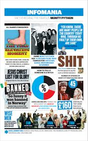 monty python everything you need to know u2013 infographic culture
