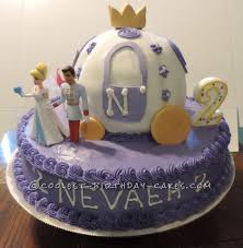 cinderella cake 100 coolest cinderella cakes
