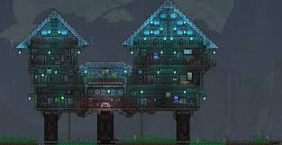 starbound houses new main house reference photo furbished by odst4900 on deviantart
