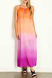 ombre maxi dress modern emporium ombre maxi dress from dallas shoptiques