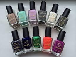 my nail polish collection beauty reviews and things