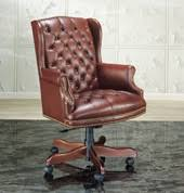 Leather Office Desk Chair Leather Office Chairs Shop The Best Executive Desk Chairs