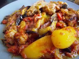 cuisiner aubergine four ailes de poulets et légumes au four les recettes à sibel