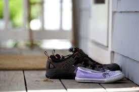 Front Door House Free Picture Purple Brown Sport Shoes Front Door House Doormat