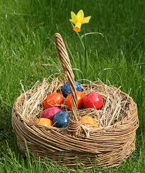 easter basket in my easter basket the misadventures of mrs b