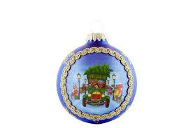 luxury tree ornaments global blue