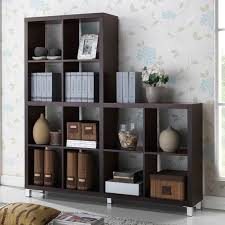 Tv Furniture Design Hall Coaster Furniture Ladder Bookcase With 4 Drawers Hayneedle