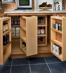 Unfinished Wood Kitchen Island Remarkable Kraftmaid Multi Storage Pantry From Unfinished Wood
