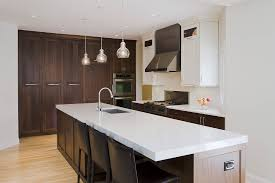 kitchen designs white cabinets with black laminate countertops