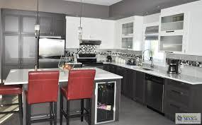 armoires de cuisine usag馥s rénovation refacing d armoire de cuisine en mélamine