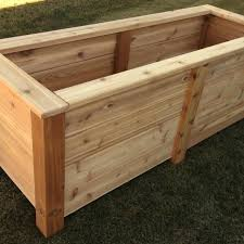 garden boxes for sale cedar planter box plans cedar planter boxes