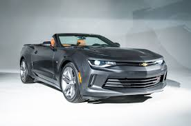 2015 convertible camaro 2016 chevrolet camaro convertible look review motor trend