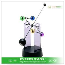 mars kinetic energy sculpture perpetual motion desk toy view