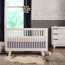 Solid Wood Convertible Crib Bedroom Wood Babyletto Crib Design For Your Traditional