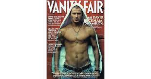 Tiger Woods Vanity Fair David Beckham For Vanity Fair July 2004 Best Shirtless Magazine