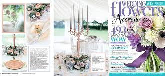 wedding flowers and accessories magazine norton grounds marquee wedding inspiration in wedding flowers