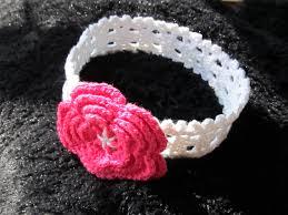 baby crochet headbands crochet headbands for babies 8 trendy mods