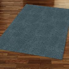 Solid Gray Area Rug by Shop Ecorug Selectelements Rectangular Gray Solid Indoor Outdoor