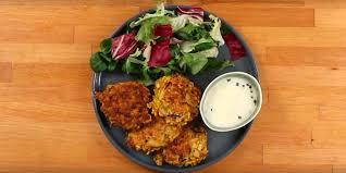 recette cuisine vegetarienne croquettes de légumes végétarienne recettes femme actuelle