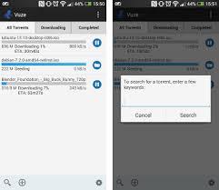 vuze for android vuze torrent downloader apk version 2 1 vuze