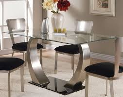 dining room glass table sets glass kitchen u0026 dining tables you u0027ll love wayfair