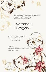 wedding invitation card design template wedding card formats gidiye redformapolitica co