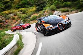 bugatti vs pagani huayra vs bugatti veyron vitesse evo