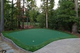 delightful ideas how to build a putting green adorable build your